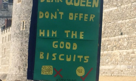 Don't Offer the Good Biscuits