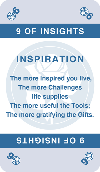 Card of the Day: Inspiration