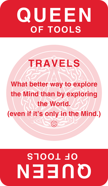 Traveling the Mind by Traveling the World