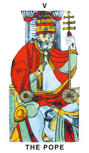 V. The Pope