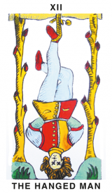 XII. The Hanged Man