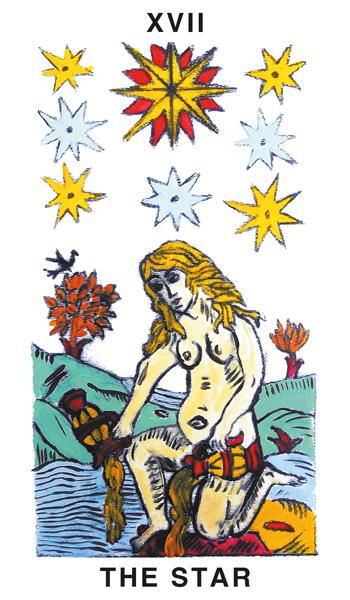 XVII. The Star