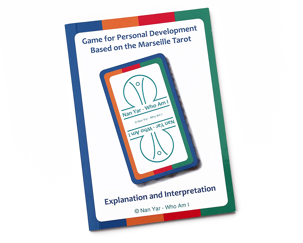 Nan Yar card game for personal development explanatory booklet