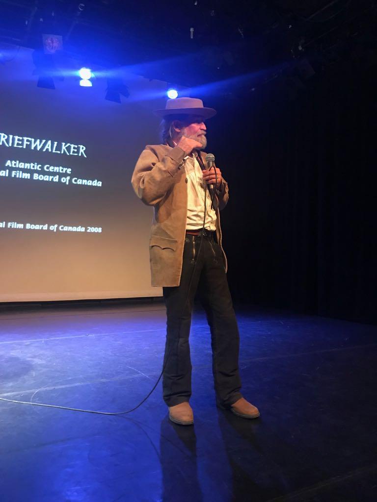 'Griefwalker' Stephen Jenkinson
