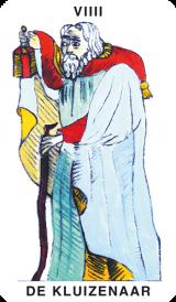 IX. De Kluizenaar