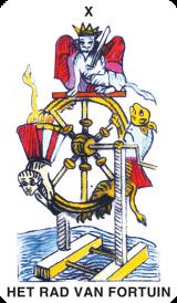 X. Het Rad van Fortuin