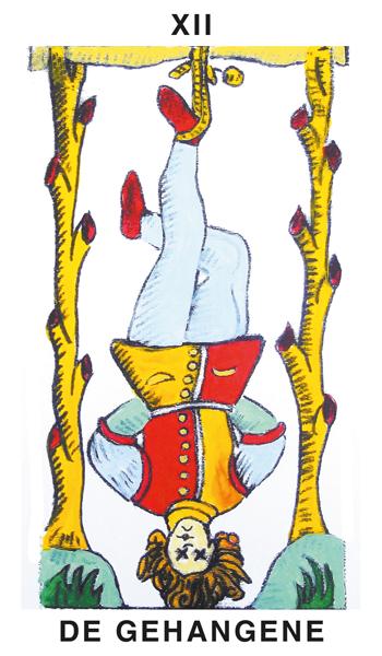 XII. De Gehangene